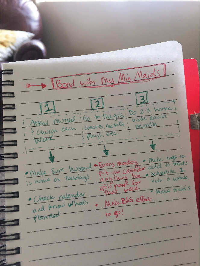 In this last General Conference (April 2017), one of my very favorite talks was Elder M. Russell Ballard's talk