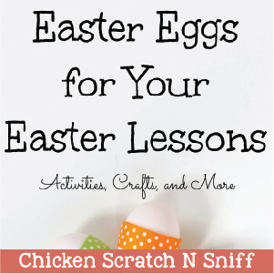 Primary Easter Lesson Ideas