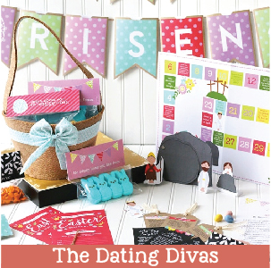 The Dating Divas Christ-Centered Easter Packet