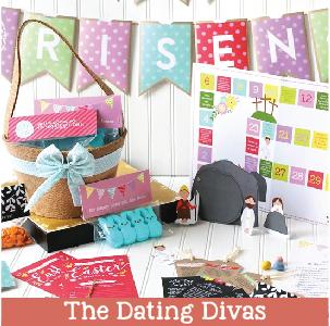 The Dating Divas Christ-Centered Easter Packet