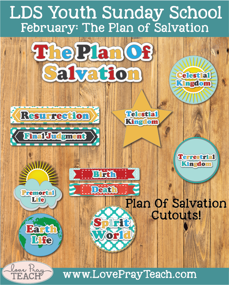 February Youth Sunday School:Why is learning an important part of Heavenly Father's plan?