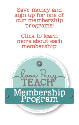 Membership Program at Love Pray Teach