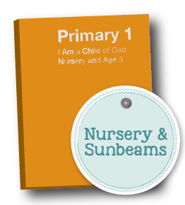 2018 Primary 1 Sunbeams Lesson helps by www.LovePrayTeach.com