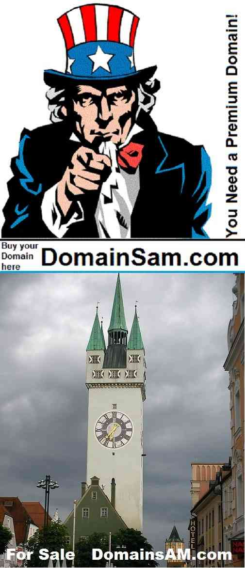 domainsam.com is a prime example of Yolky's domain resources