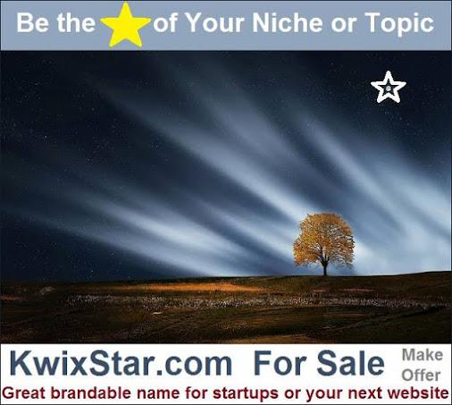 kwixstar.com for sale