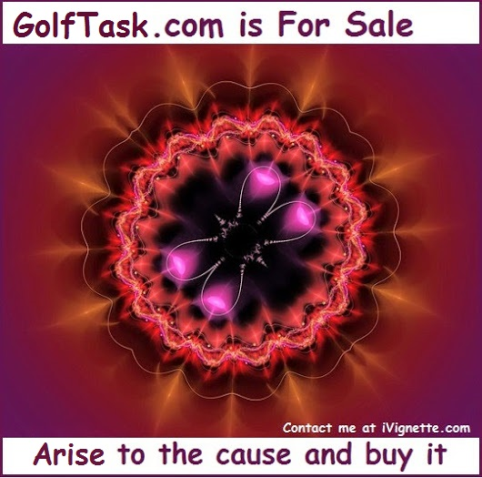golftask.com for sale