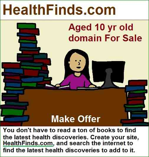 healthfinds.com for sale
