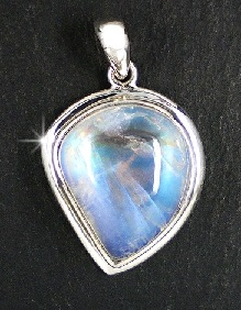semi-precious gemstone moonstone