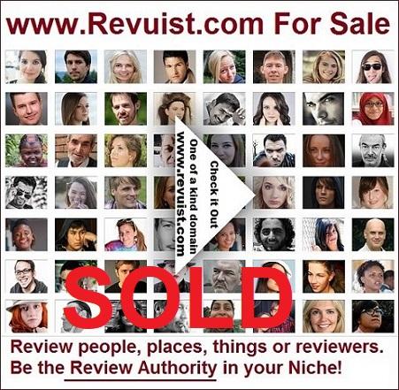 revuist.com for sale