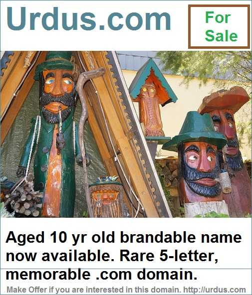 urdus.com for sale