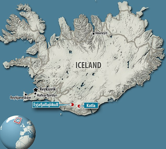 Giant Icelandic Volcano Is About To Erupt