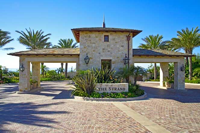 The Villas At Monarch Beach Dana Point Ca