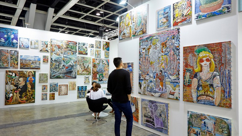 From the experts: 5 tips for buying at Art Basel Hong Kong