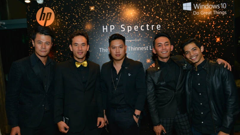 Gallery: A night of luxury with the HP Spectre