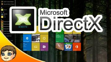 directx error windows 10