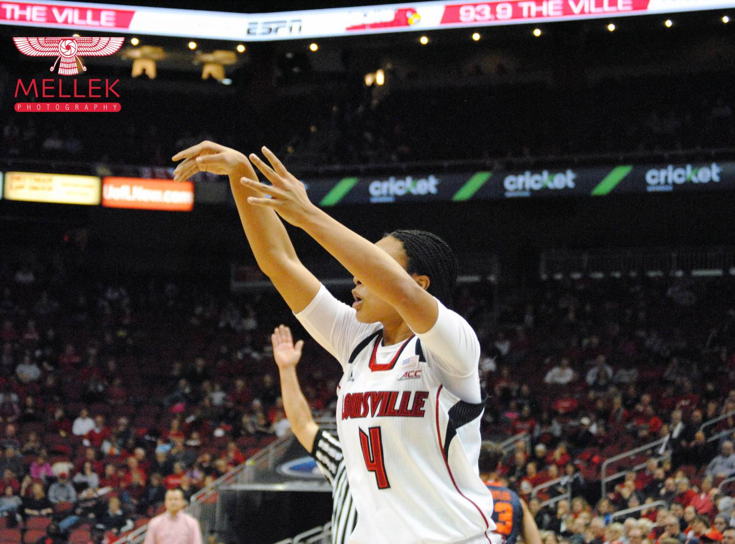 Louisville Women's Basketball vs. Syracuse Picture Gallery