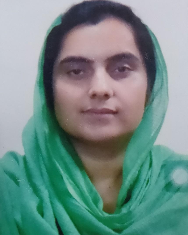 Prof. Baljinder Kaur
