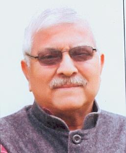Dharam Vira Gandhi
