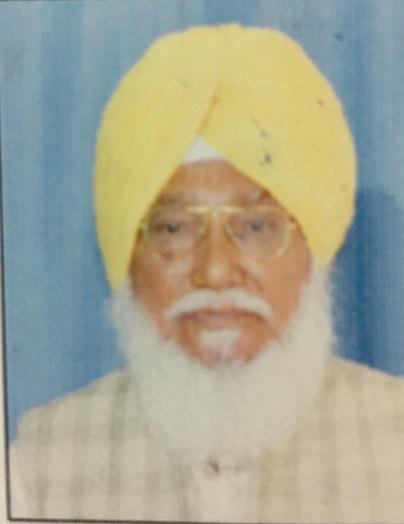 Prof. Sadhu Singh