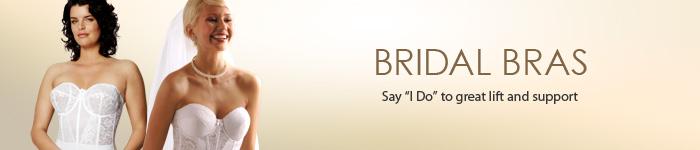 Bridal Bras