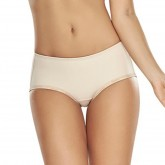 TrueShapers Butt Lift Padded Panty Nude Front