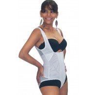 Ardyss Zip Front Braless Panty Body Briefer Style 26