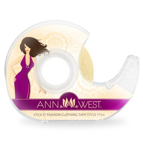 Ann West Stick It! Fashion Clothing Tape Front
