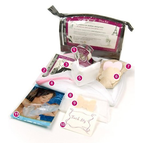 Get Out of Town Diva Kit by Braza Package