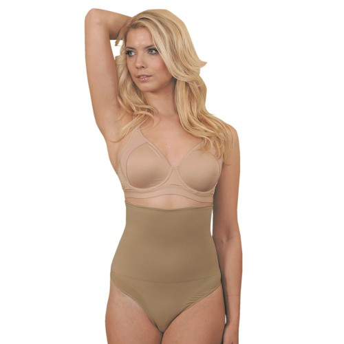 Carnival Seamless High Waist Control Thong Style 806