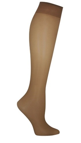 Hanes Silk Reflections Silky Sheer SF Knee High Style 00725