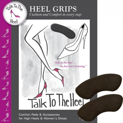 Talk To the Heel Grips Style 94001