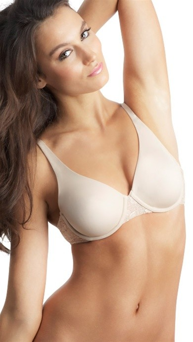 Le Mystere Camille Underwire Molded Bra Style 2217