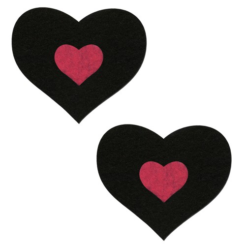 Pastease Heart Nipple Covers
