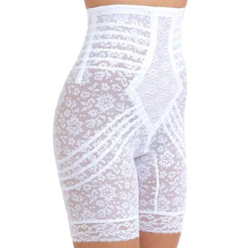 Rago High-Waist Long Leg Pantie Girdle