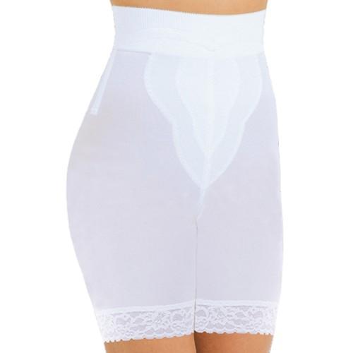 Rago Mid-High Waist Long Leg Pantie Girdle