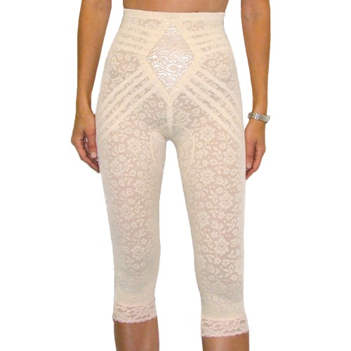 Rago Firm Control Tummy Shaping Pantliner  Beige Front