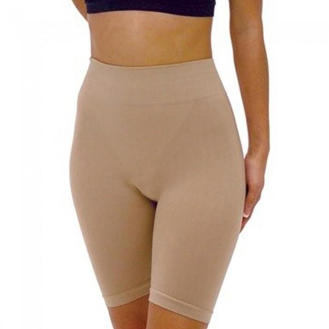 704acd566b8b8 Seamless Long Leg Panty Girdle Girdles - Body Slimmer at Lauren Silva