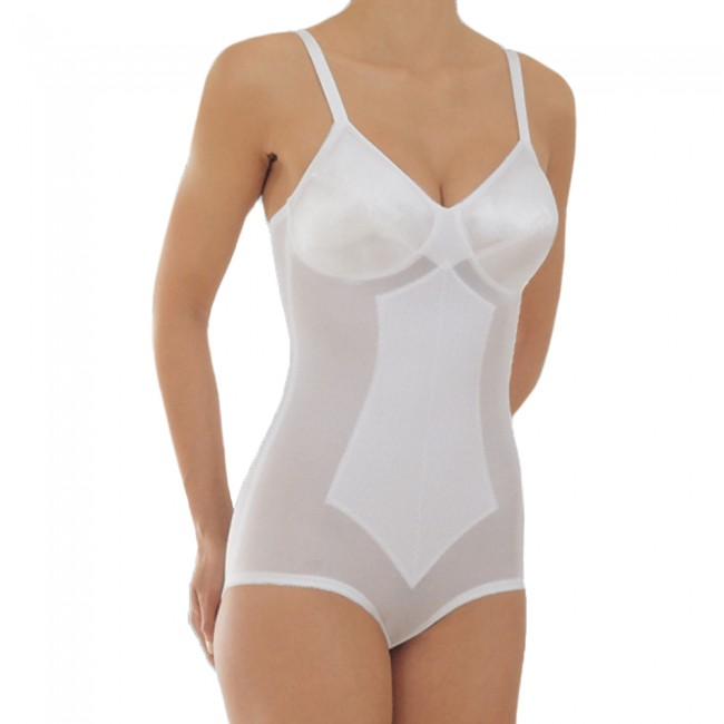 81942c2b1dc Rago Soft Cup Moderate Control Body Briefer