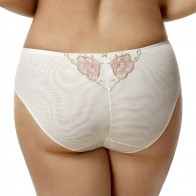 Elila Glamour Embroidered Panty Style 3021