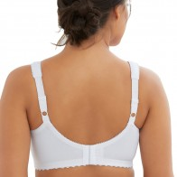 Glamorise Cotton Full Figure Support Softcup Bra Style 1001
