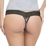 Cupcake Panty Animal Print 3-Pack Low Rise Thong Style P42-3