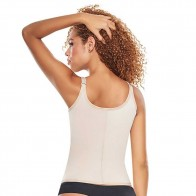 TrueShapers High Compression Slimming Vest Waist Cincher Style 1071