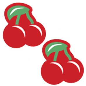 Pastease Cherry Nipple Covers