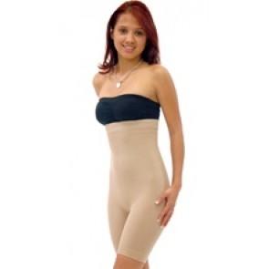 Seamless High Waist Long Leg Panty Girdle Style 4287