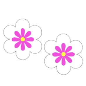 Pastease Flower Nipple Covers