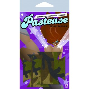 Pastease Iron Cross Nipple Covers