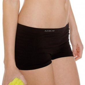 Pure Lime Seamless Hipster Boyshorts Style 0057