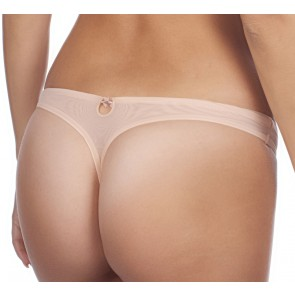 Timpa Mesh Low-cut Thong Style 615800