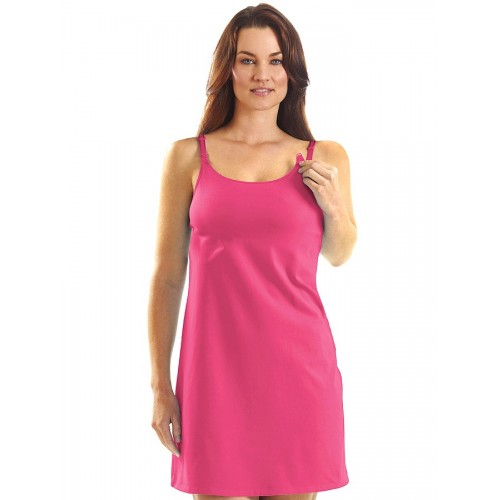 Leading Lady Cotton Nursing Chemise Style 4699