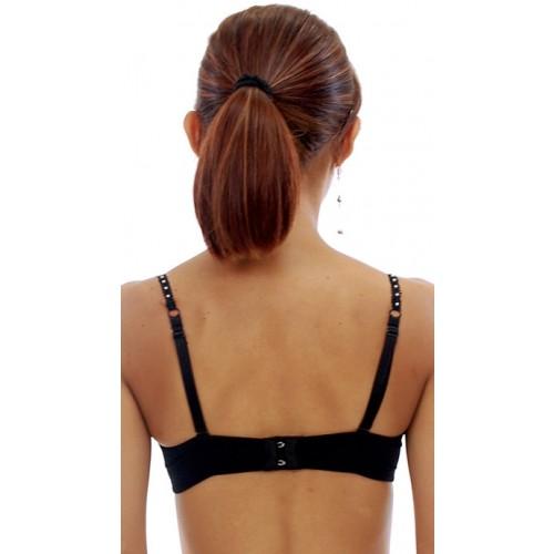 Lauren Silva Tiny Pearls Bra Straps Style 53059